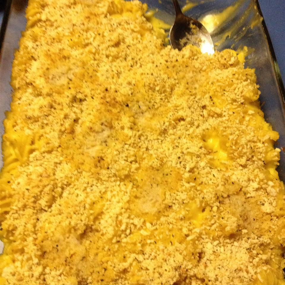 Butternut Squash Mac and Cheese Deborah Pecore