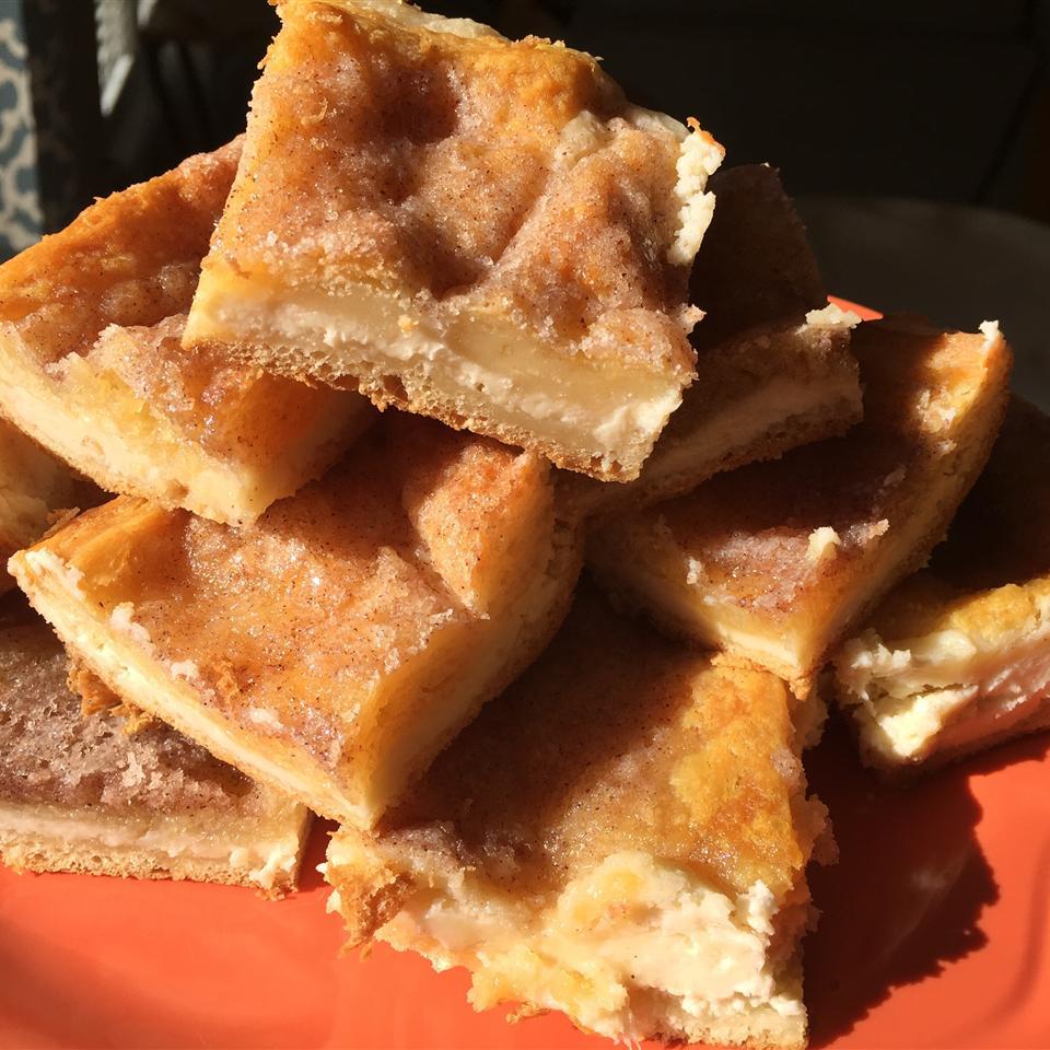 PAM® Sopapilla Cheesecake Pie Alana Kadas
