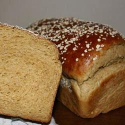 Oatmeal Bread I Momi