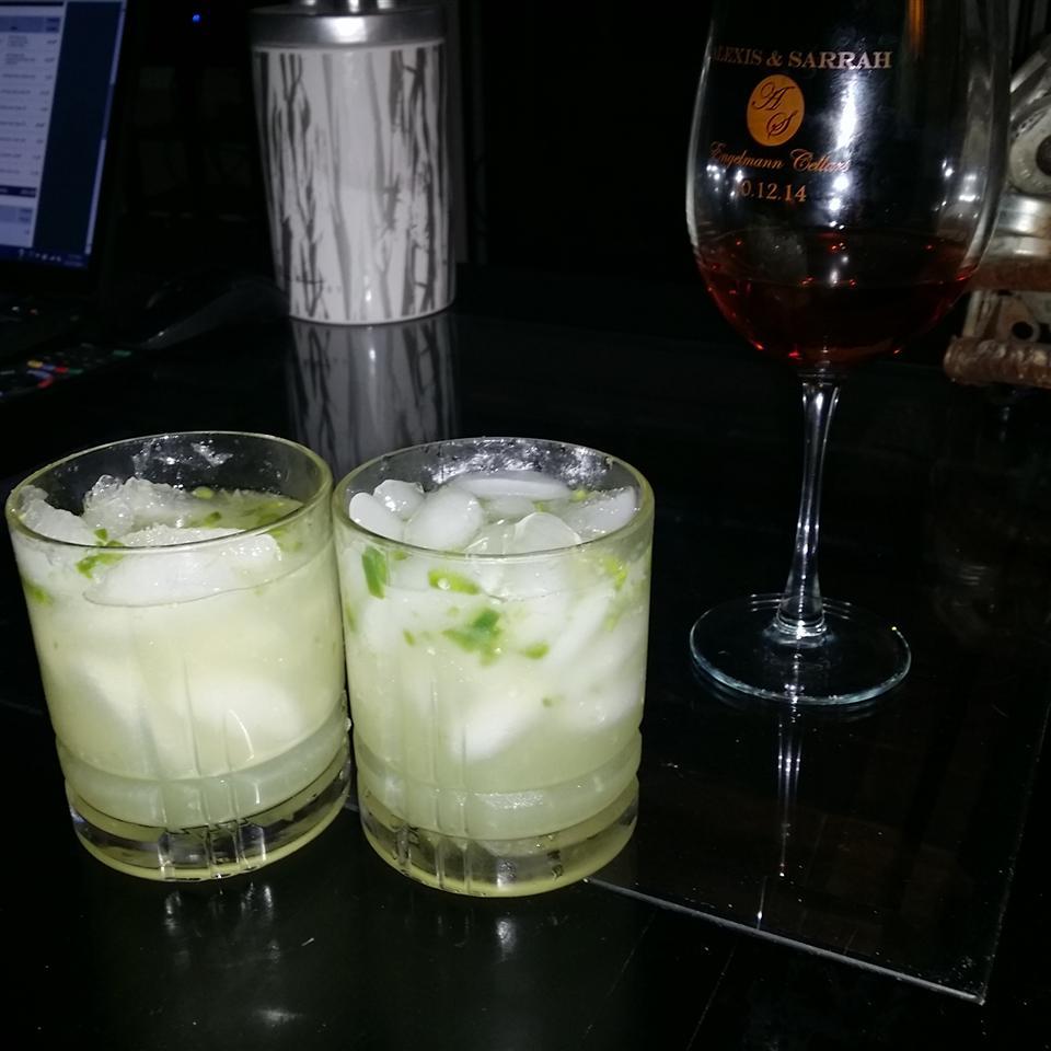 Jalapeno Margaritas