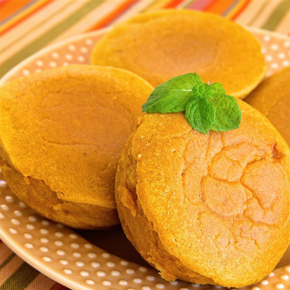 Pumpkin Popovers