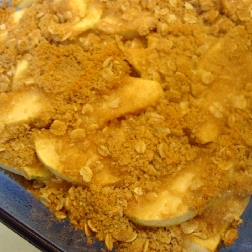 Moist Apple Crisp