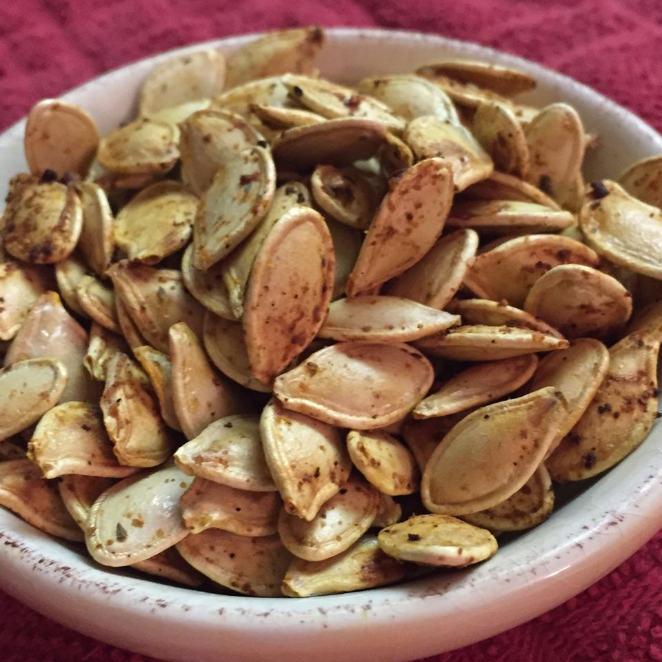 Mexican-Spiced Pumpkin Seeds