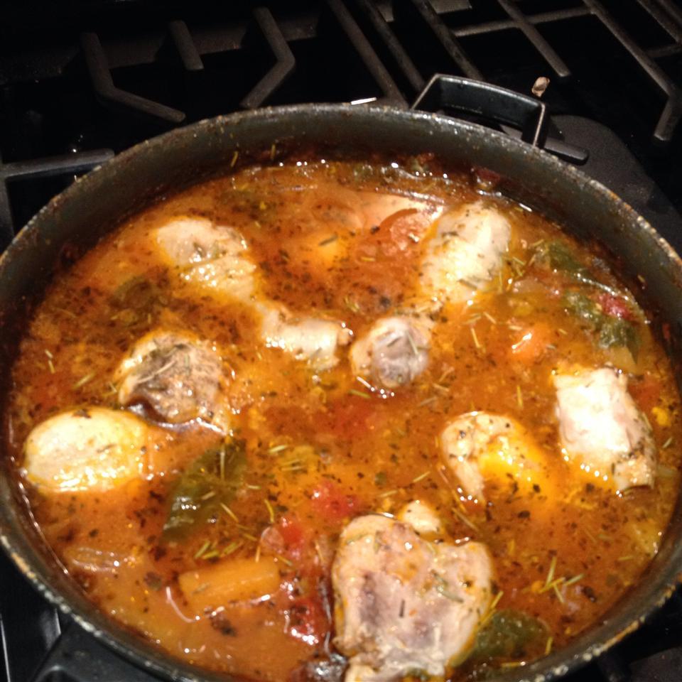 Healthier Chicken Vegetable Stew Foodie27
