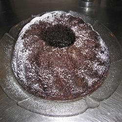 Mocha Bundt Cake gwenmaddy
