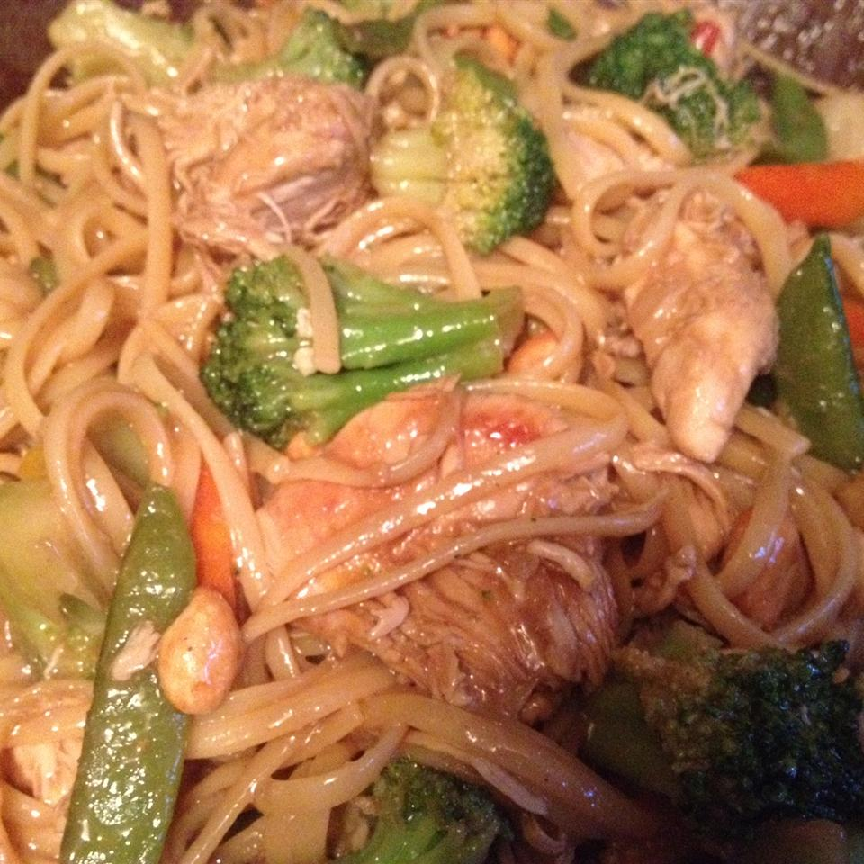 Lo Mein Noodles Gracie