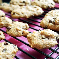 Wheat Germ Drop Cookies ALYSSAVEG