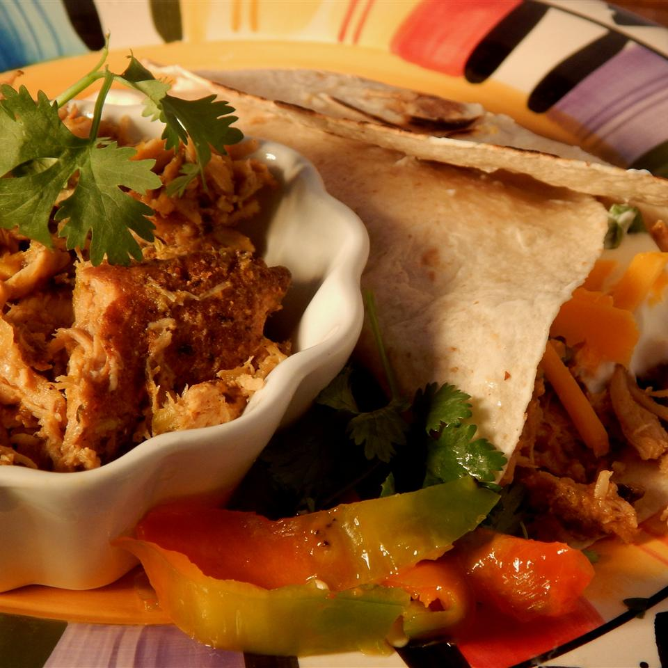 Charley's Slow Cooker Mexican-Style Pork Linda T