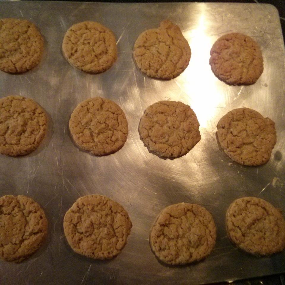 Cowboy Oatmeal Cookies bakers_r_us