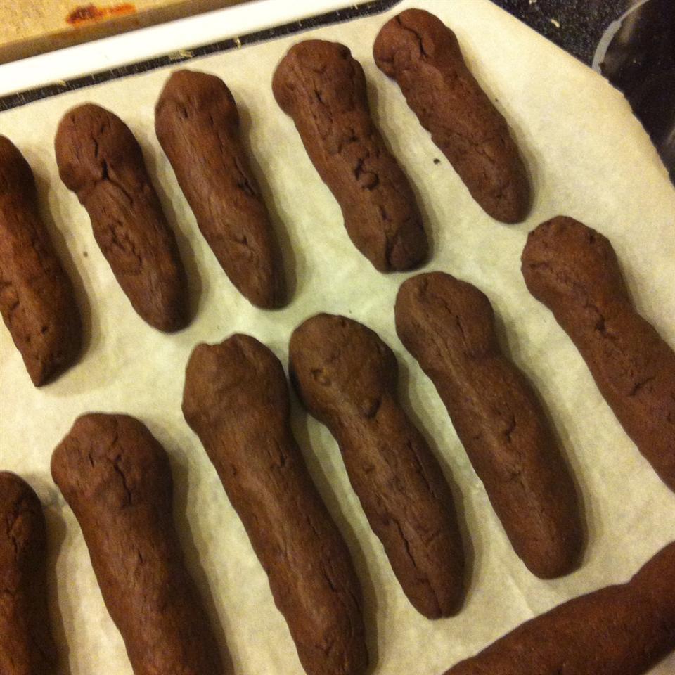Halloween Mummy Cookies Martha