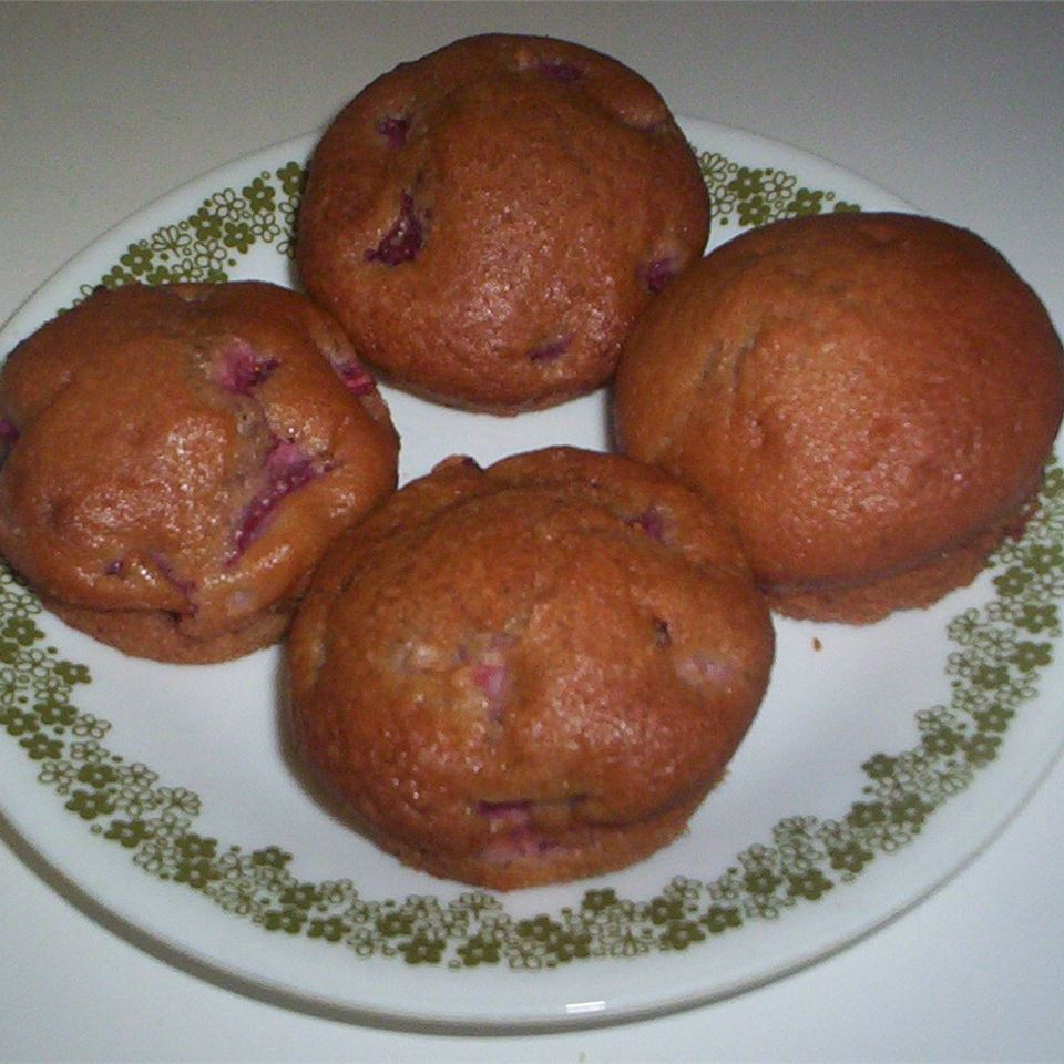 Jacky's Fruit and Yogurt Muffins saiahsmom