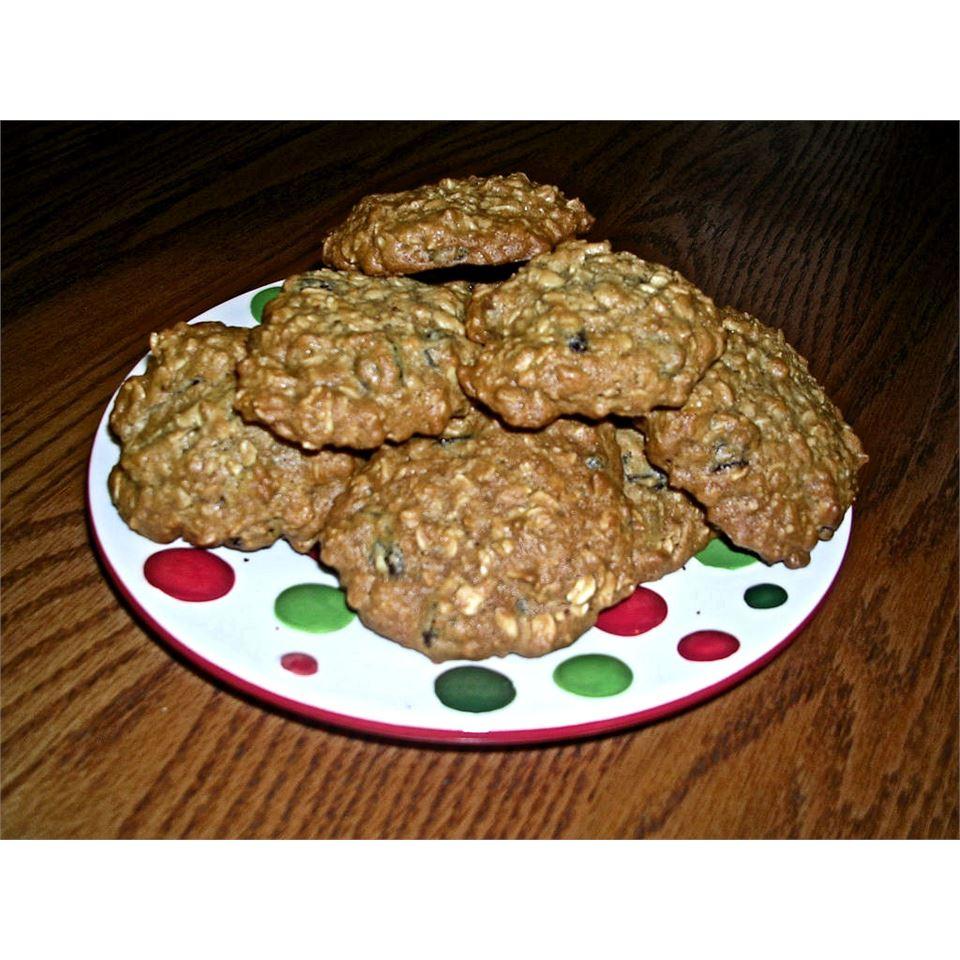 Oatmeal Raisin Cookies VI