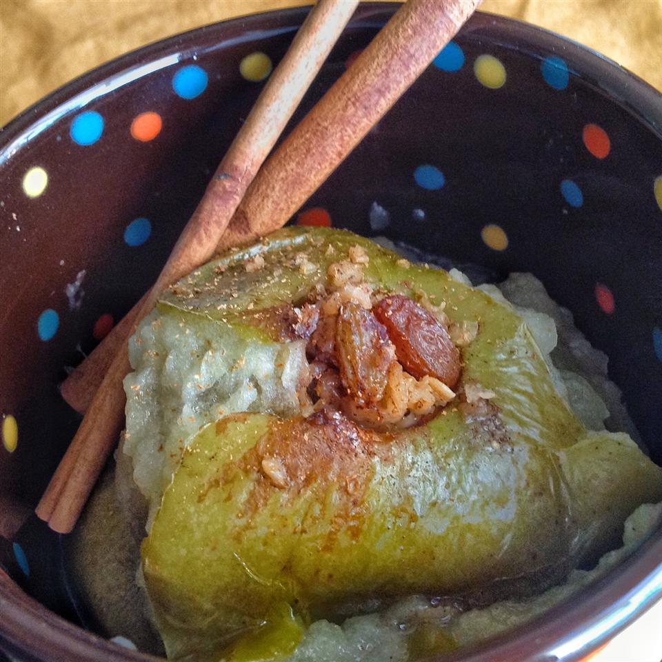 Slow Cooker Apples with Cinnamon and Brown Sugar Laguna Lala