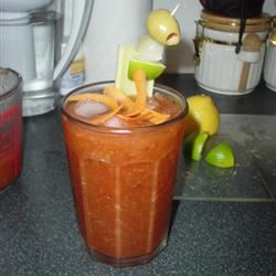 Bloody Mary Deluxe Anichka