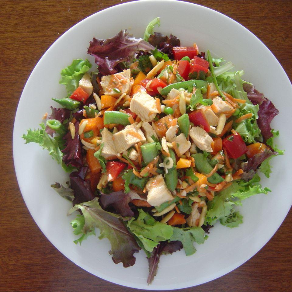 Almond Chicken Salad momevans4x
