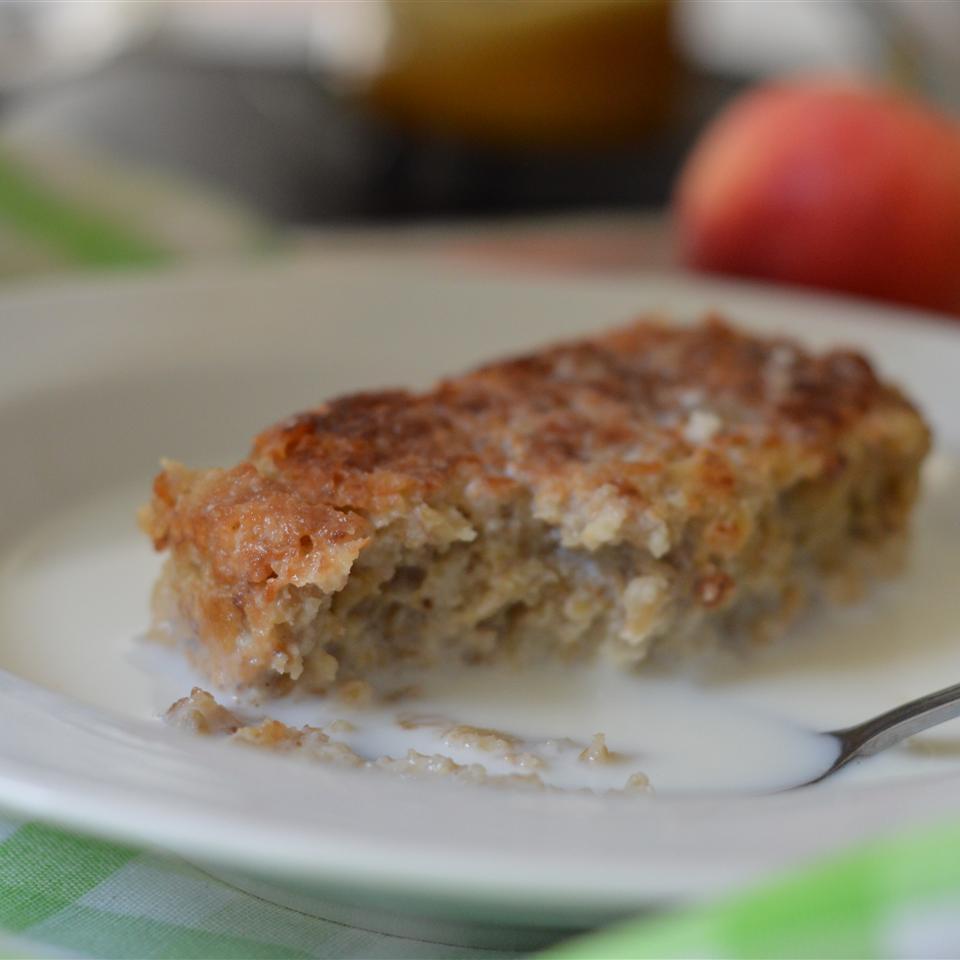 Becky's Baked Oatmeal