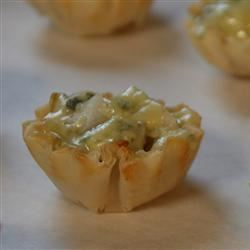 Pear and Blue Cheese Pastry Triangles Heather Moyer