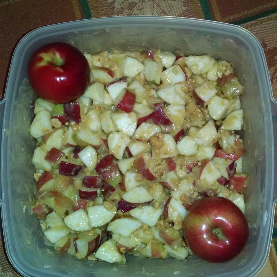 Candy Apple Salad ksearfass