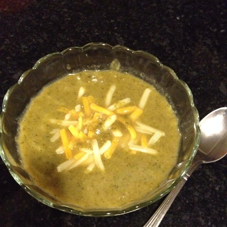 Broccoli and Stilton Soup pmerickson