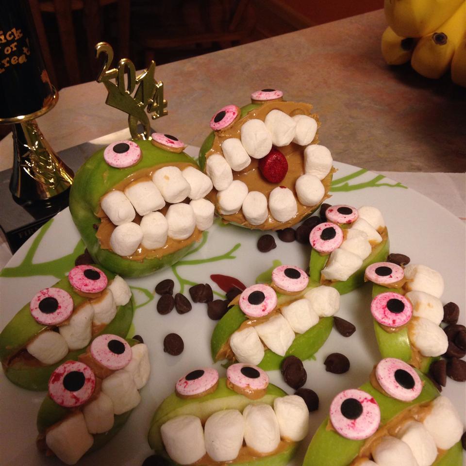 Monster Bites Irene Romsa