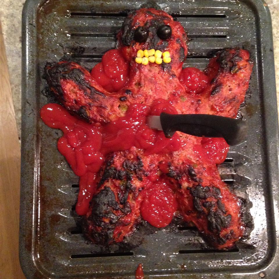 Halloween Halfling Meatloaf