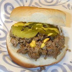 Loosemeat Sandwiches III Carrie C.