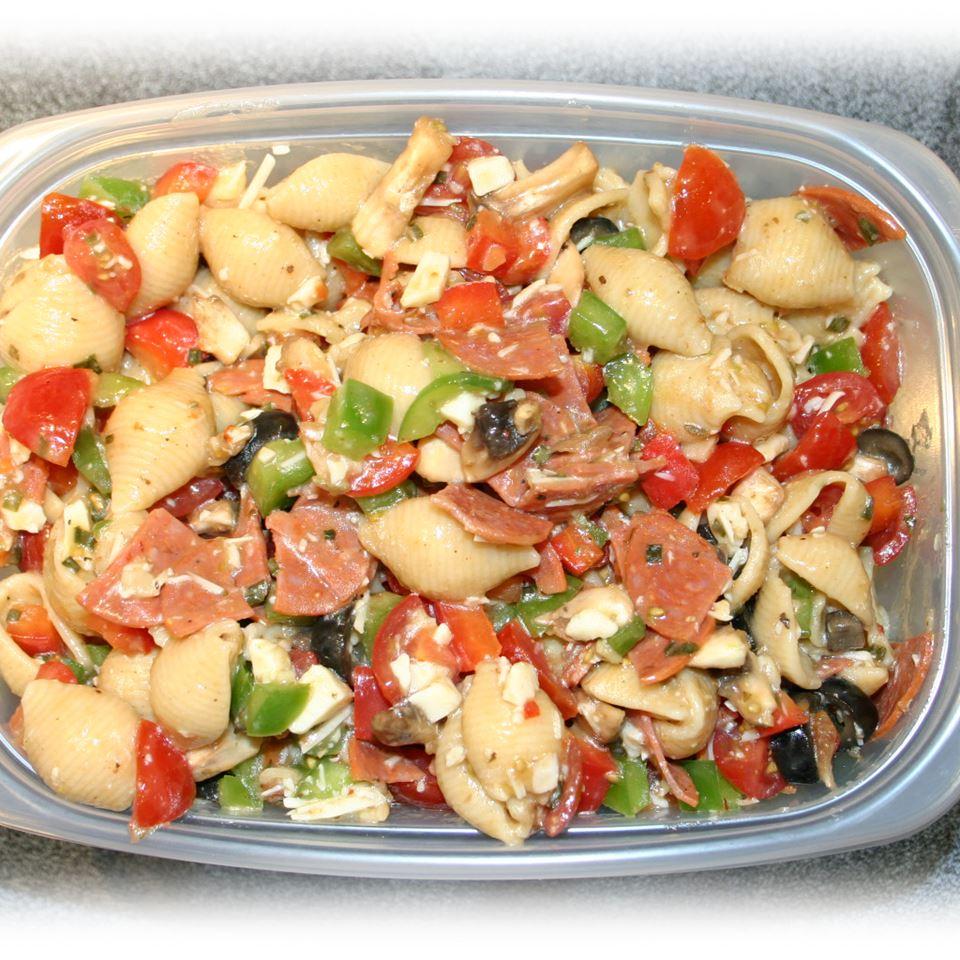 Pizza Salad II havenrose