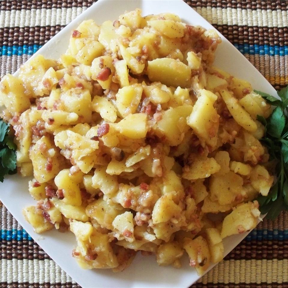 My Tangy German Potato Salad