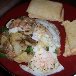 Jay's Hearty Breakfast Skillet