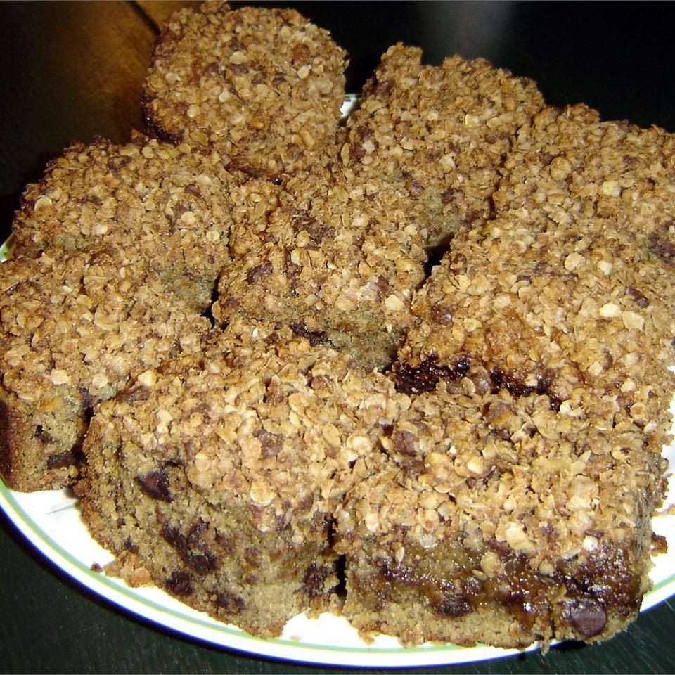 Banana Crunch Cake SUPERMOMOF3