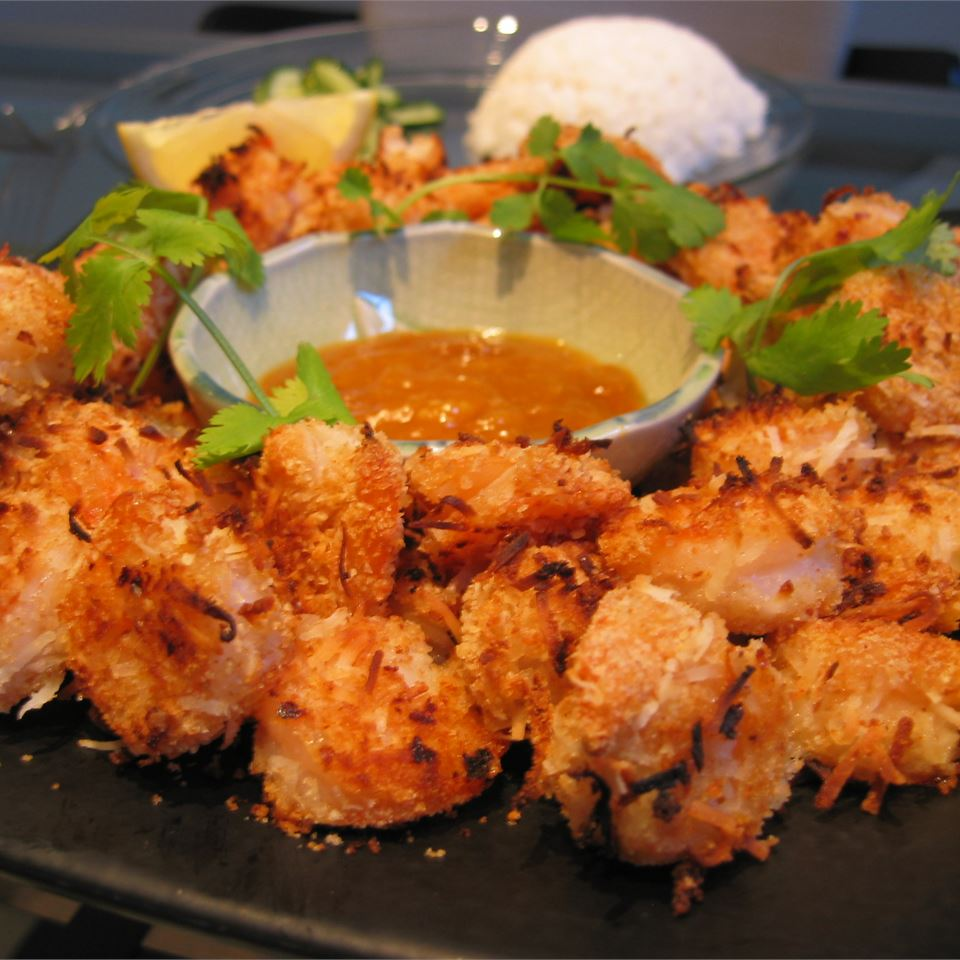 Twice-Cooked Coconut Shrimp PARKER71