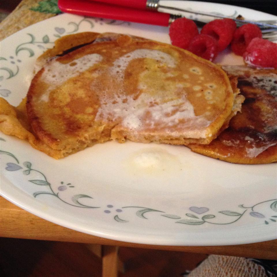 Simply Pumpkin Pancakes corinne
