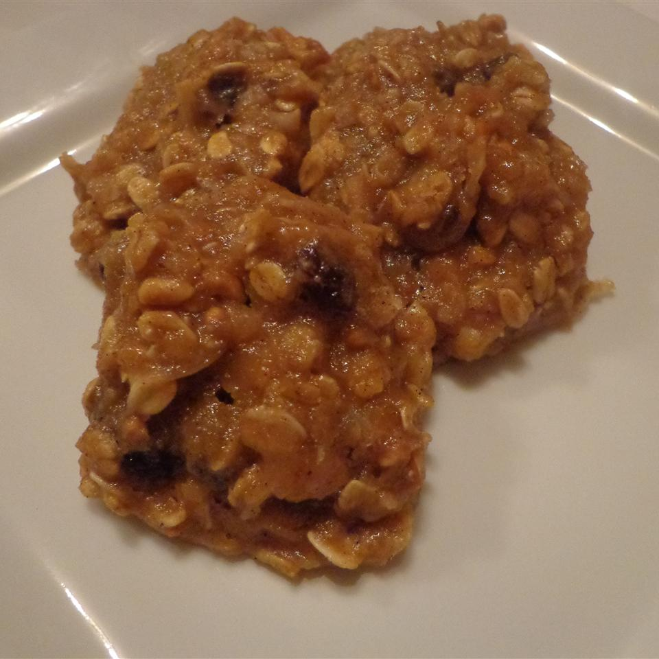 Nuts for Apples Cookies