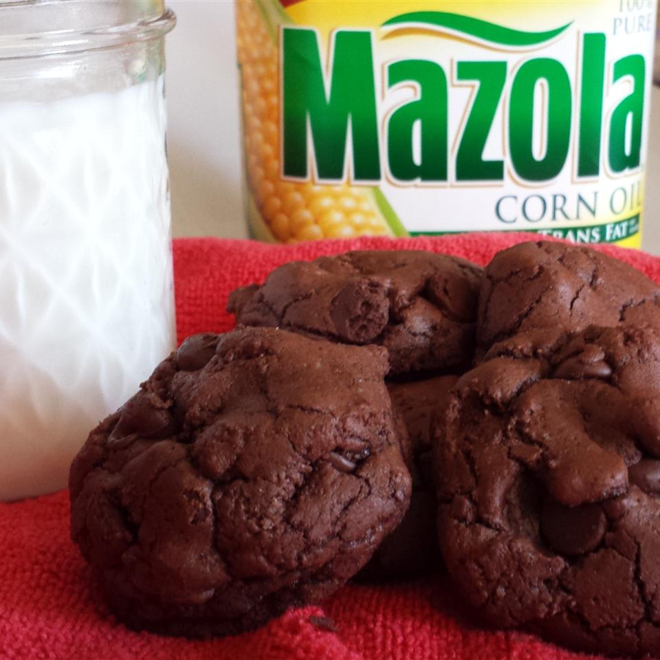 Double Fudge Brownie Cookies Carrie C.