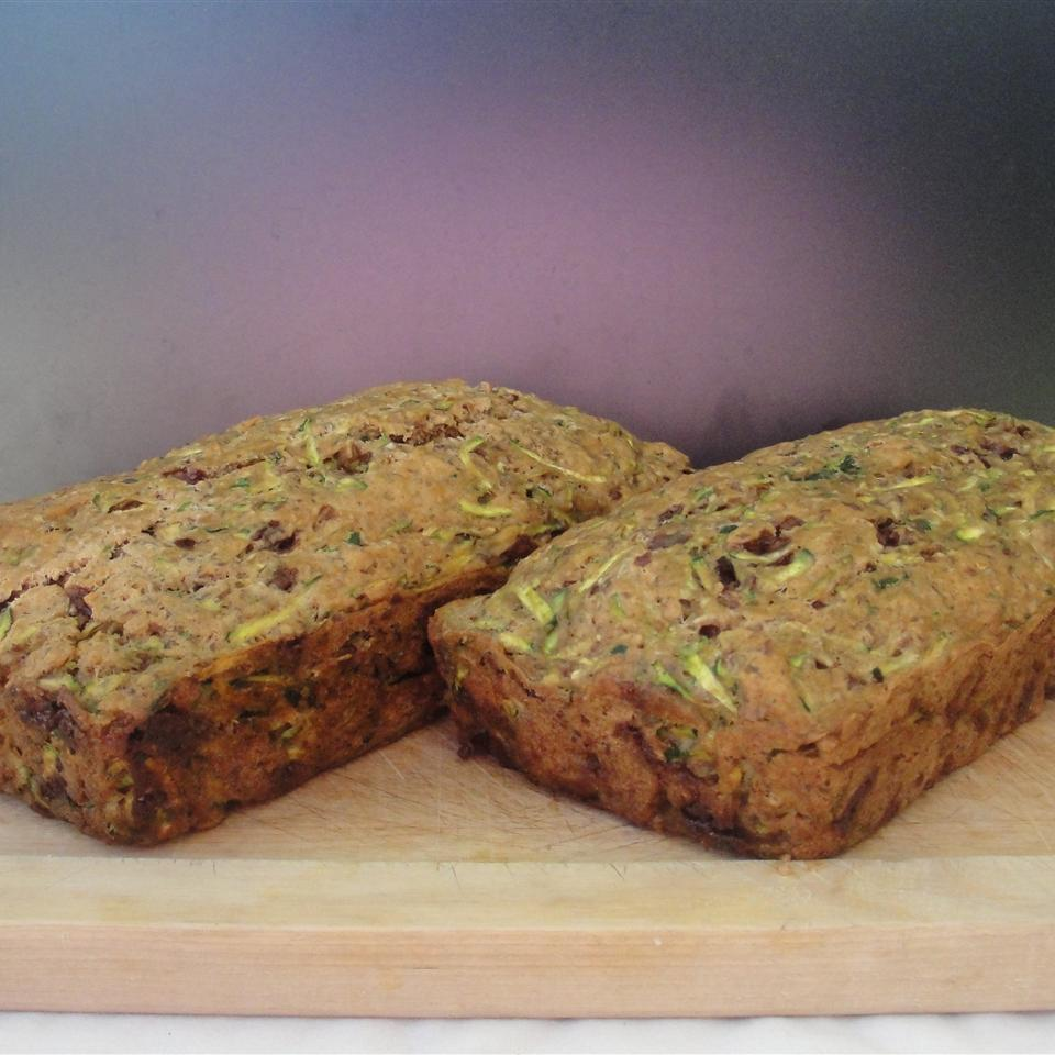 Better Chocolate Chip Zucchini Bread Rock_lobster