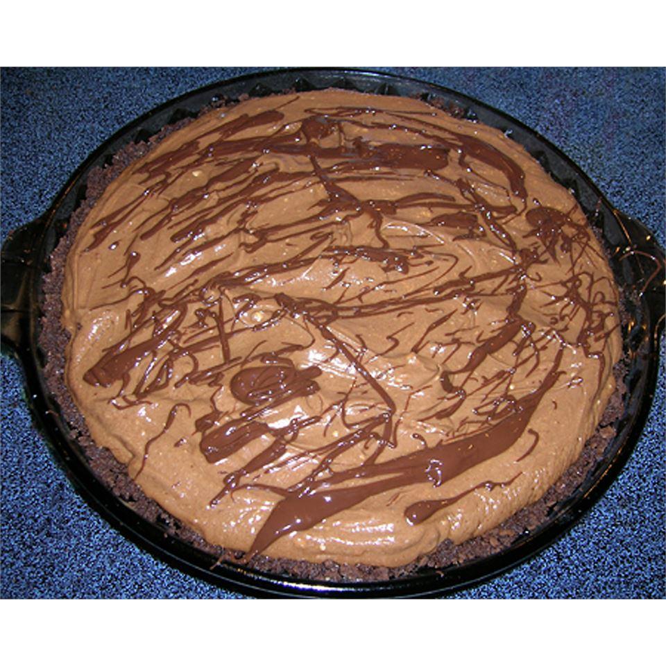 Chocolate Peanut Butter Pie I Dawn M.