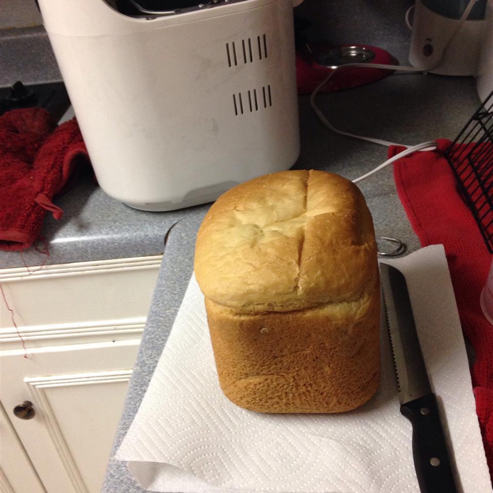 Pseudo Sourdough for the Bread Machine slmerk