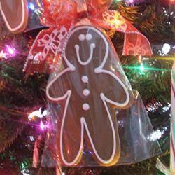 Storybook Gingerbread Men Annamaria