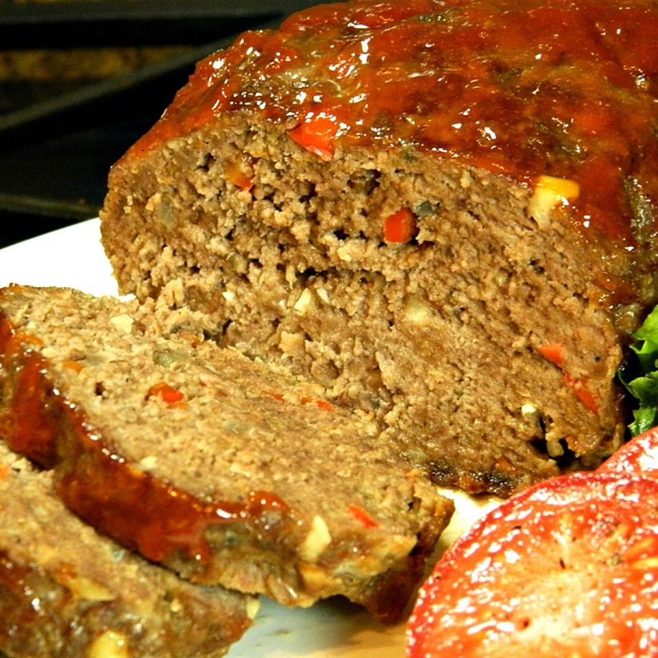 Mac's Magnificent Meatloaf