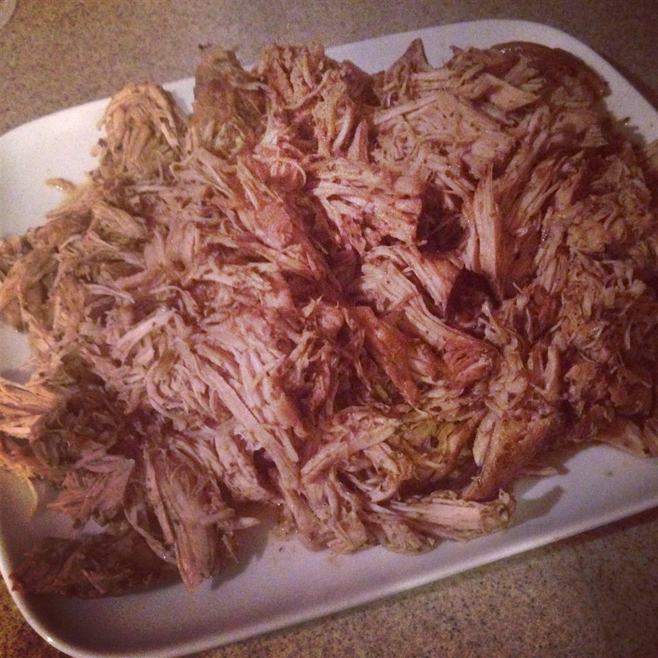 Slow Cooker Pernil Pork Amanda