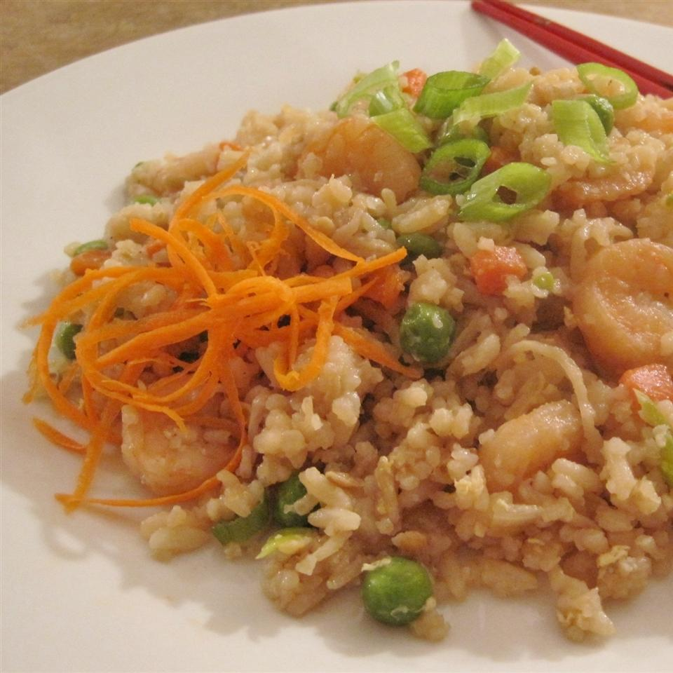 Shrimp Fried Rice I