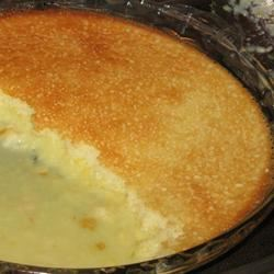 Lemon Pudding Cake II In My LIfe