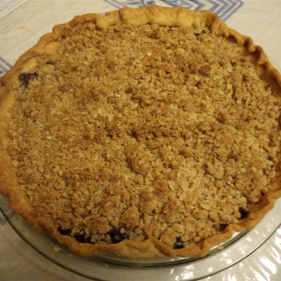 Blueberry Crumb Pie Marni Key Kilby