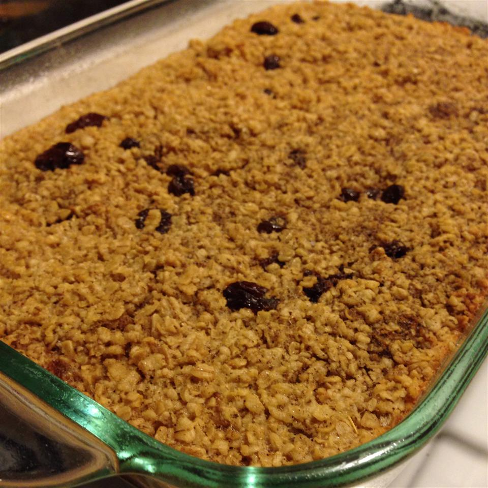Baked Oatmeal Christa