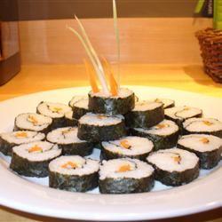 Sushi Roll Sarah