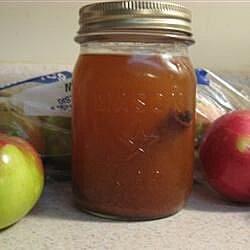 apple pie in a jar drink recipe