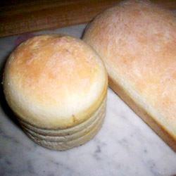Grandma's English Muffin Bread TANAQUIL