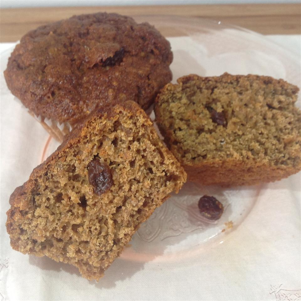 Apple Bran Muffins from Mott's® BigShotsMom
