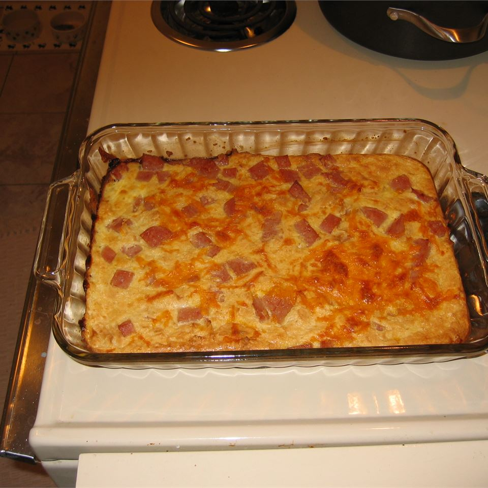 Spam and Cheese Casserole NMChef1