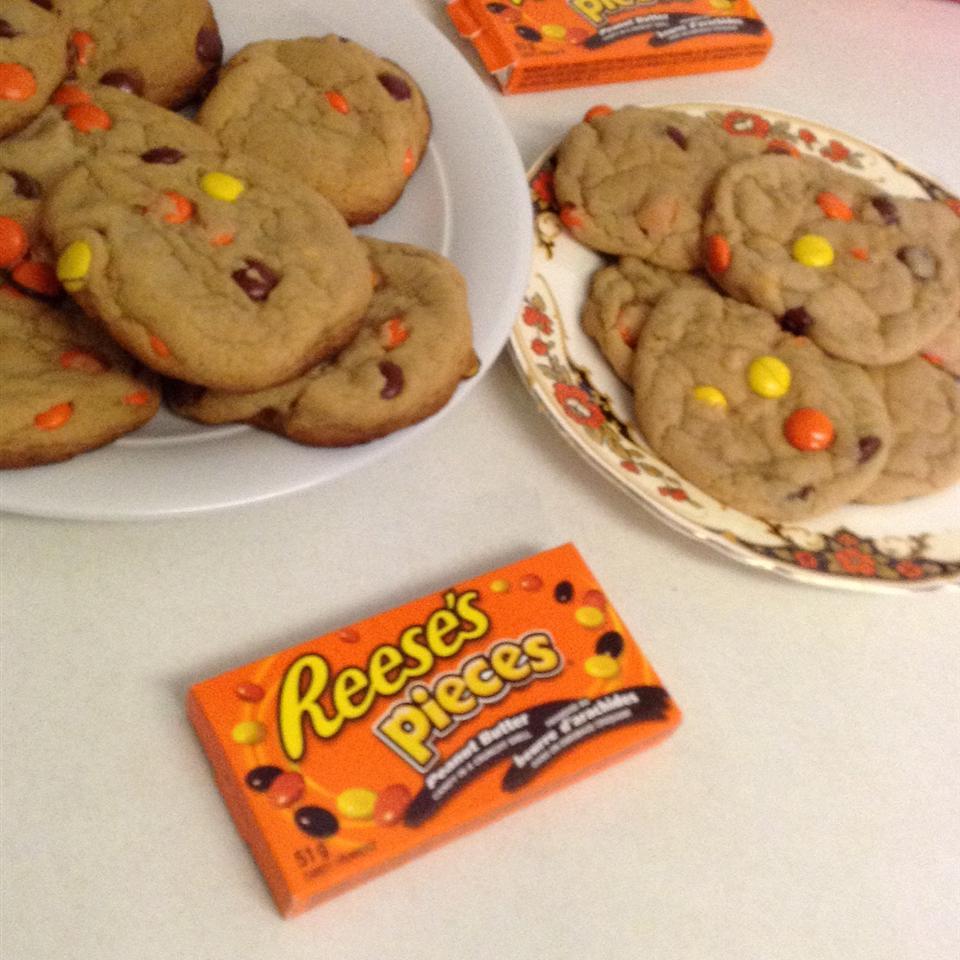 Chocolate Halloween Cookies Queensleyy